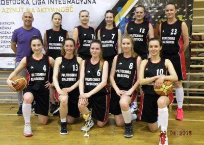 Sekcja koszykówki PB