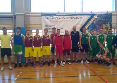 Zawody koszykówka